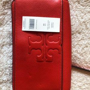 Tory Burch Cross body Bag (Red)